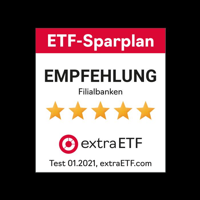 Extra Magazin ETF-Sparplan