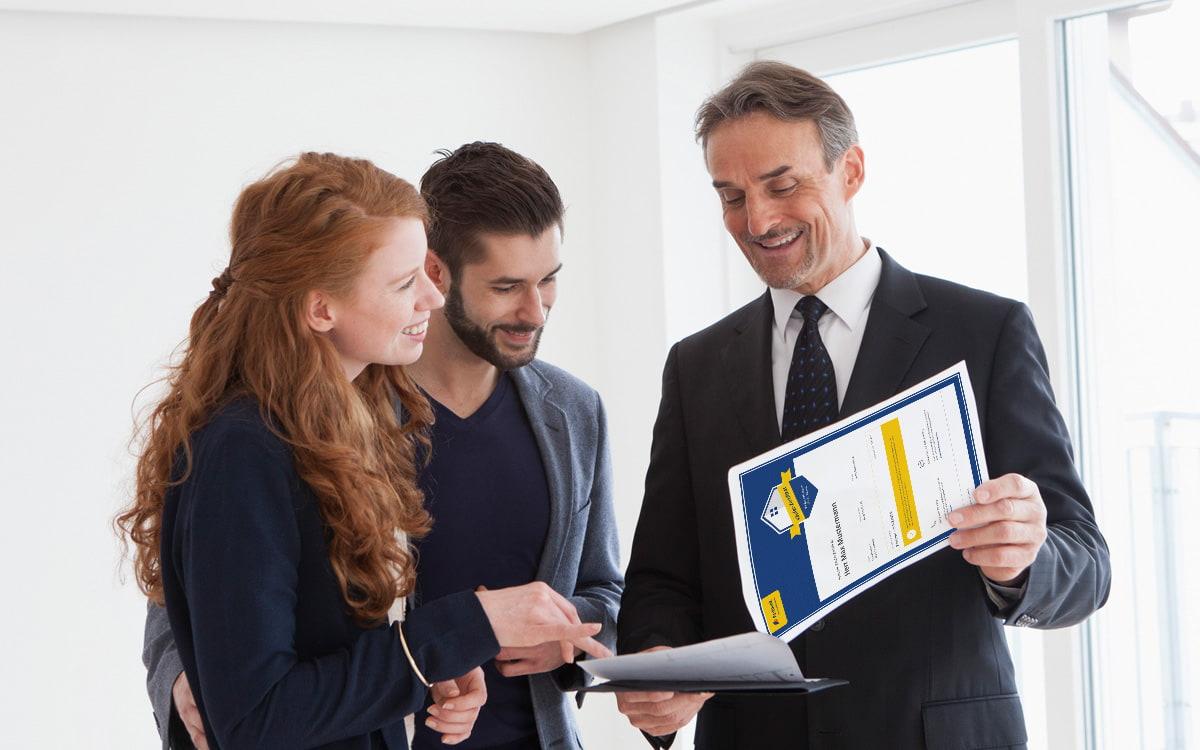 Mit dem Käufer-Zertifikat schneller ins Eigenheim
