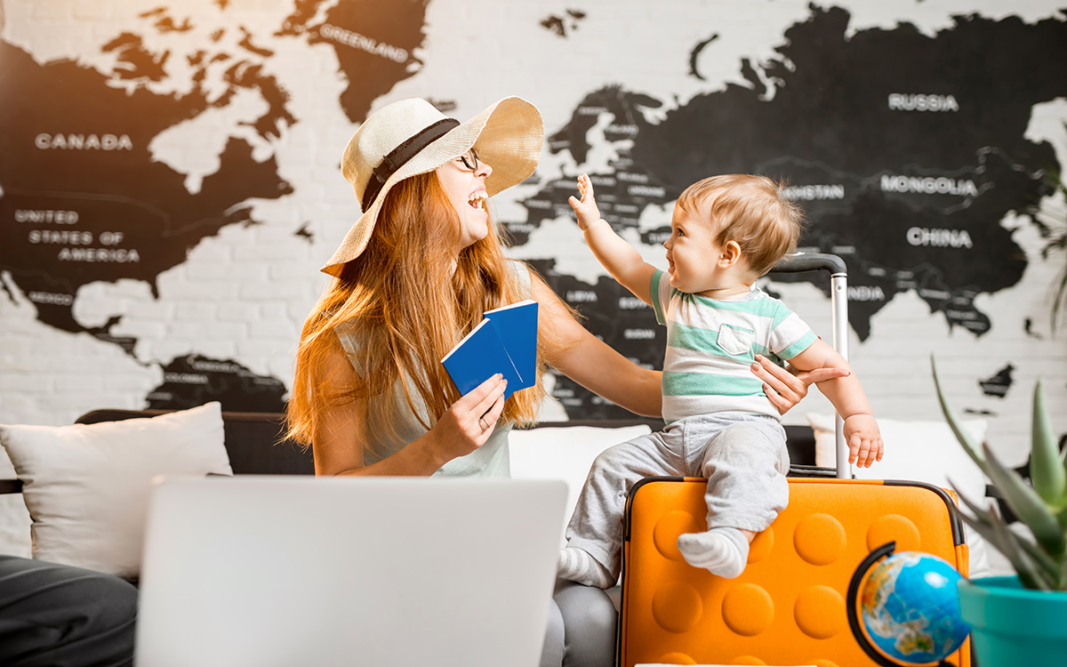 Reiseservice nutzen und 5% Reisebonus erhalten