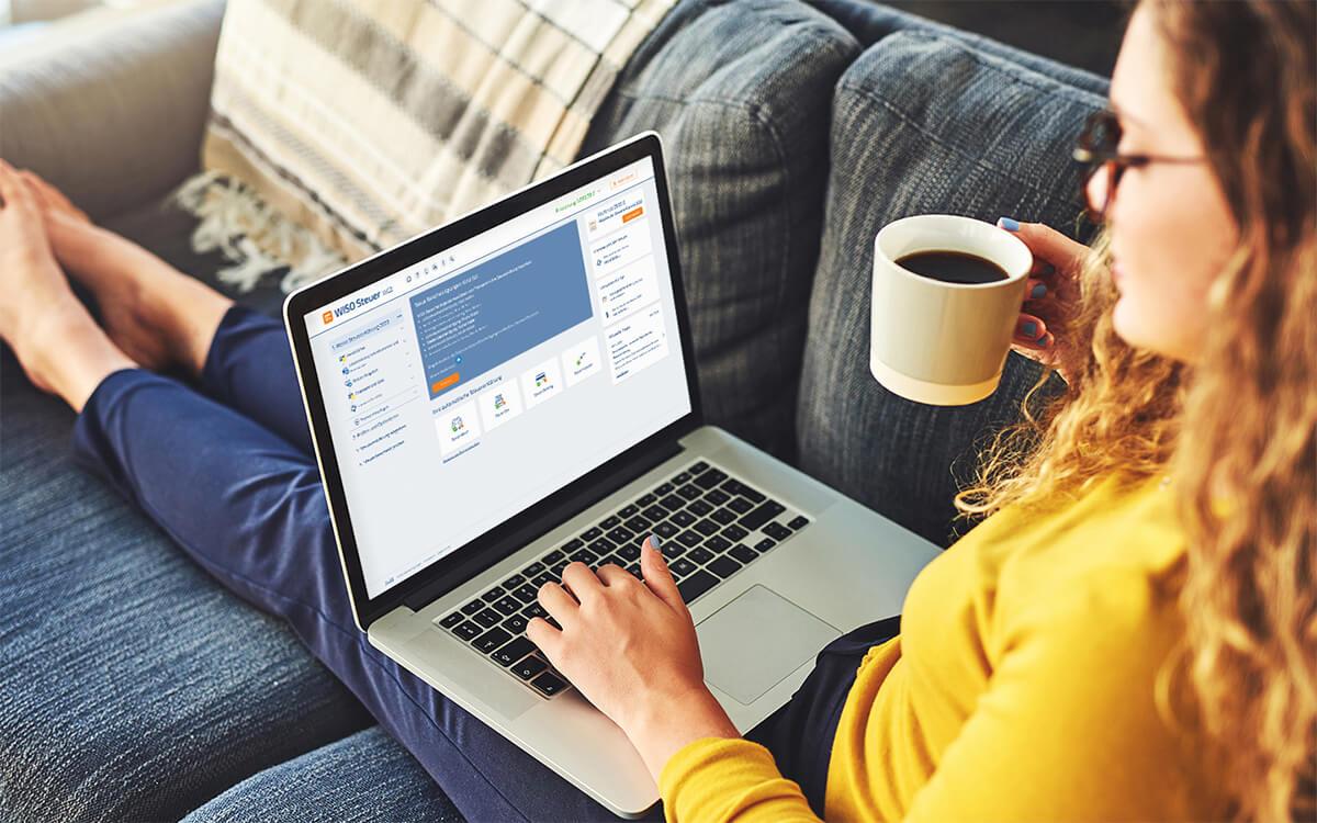 WISO Steuer-Web mit 20% Rabatt für Postbank Kunden