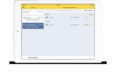 Postbank Finanzassistent - Alle Banken in einer App