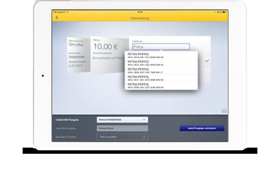 Postbank Finanzassistent - Überweisungen – auch per Sprache
