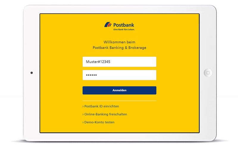 Postbank ID