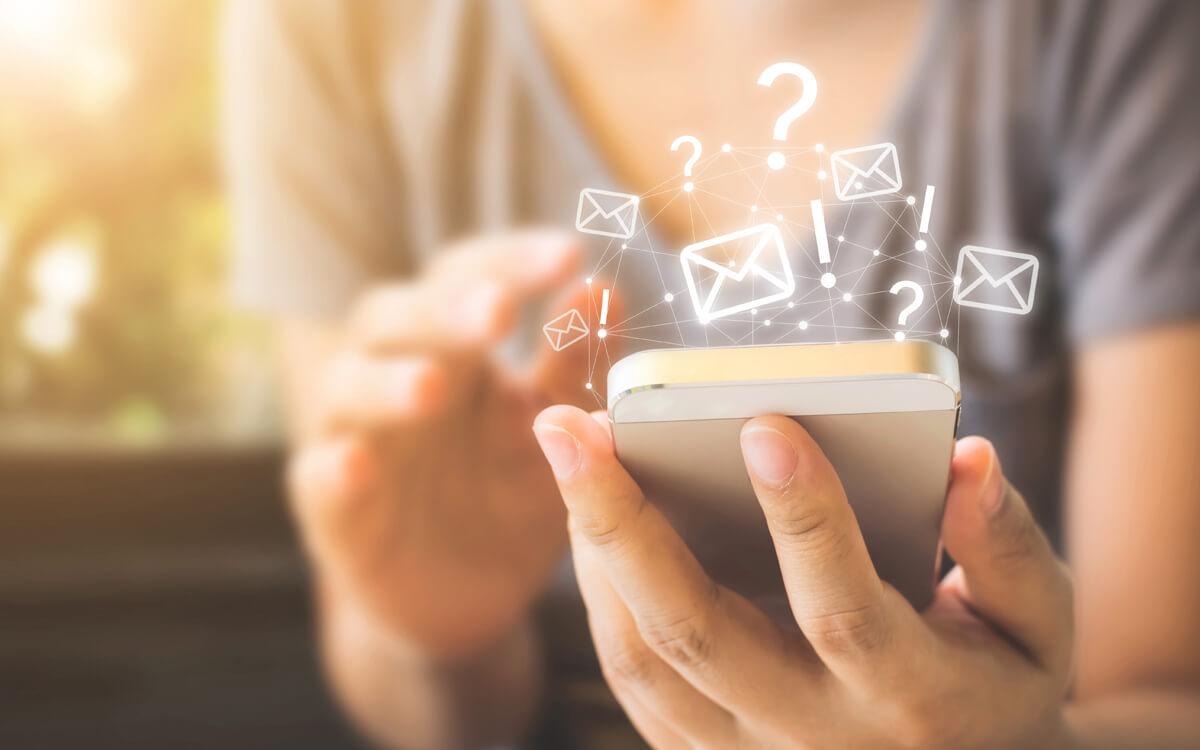 Fragen und Antworten zu den Postbank Newslettern