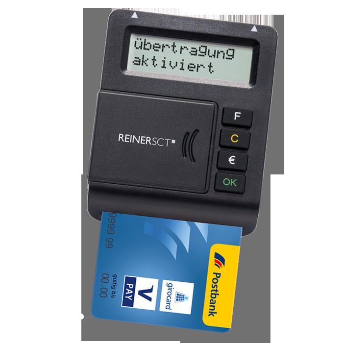 Postbank chipTAN – tanJack® optic CX