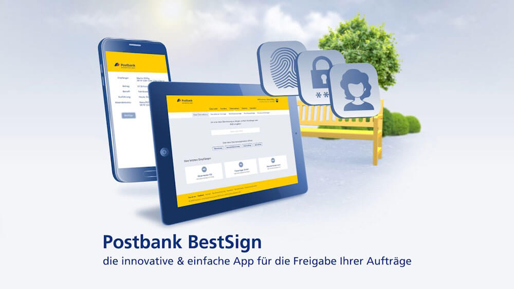 Postbank BestSign App
