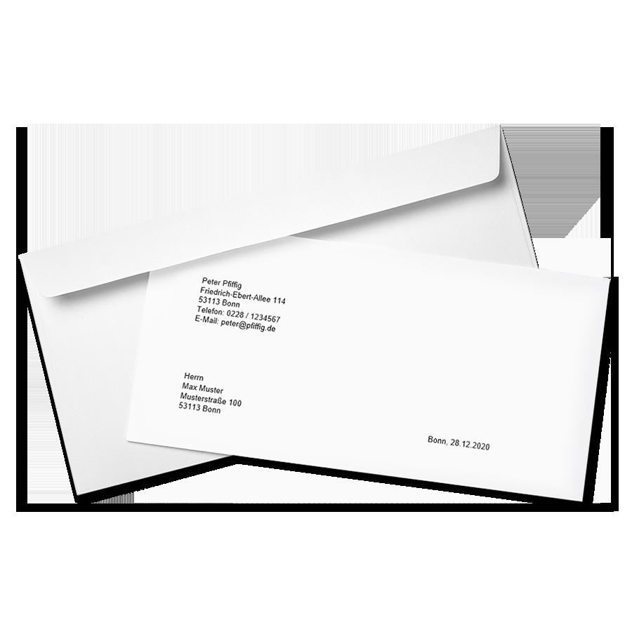 Kuendigungsfrist-Schreiben-Umschlag