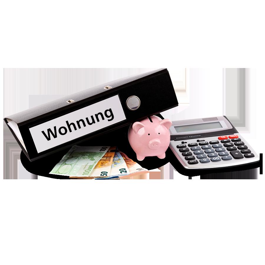 Mietkaution-Ordner-Geld