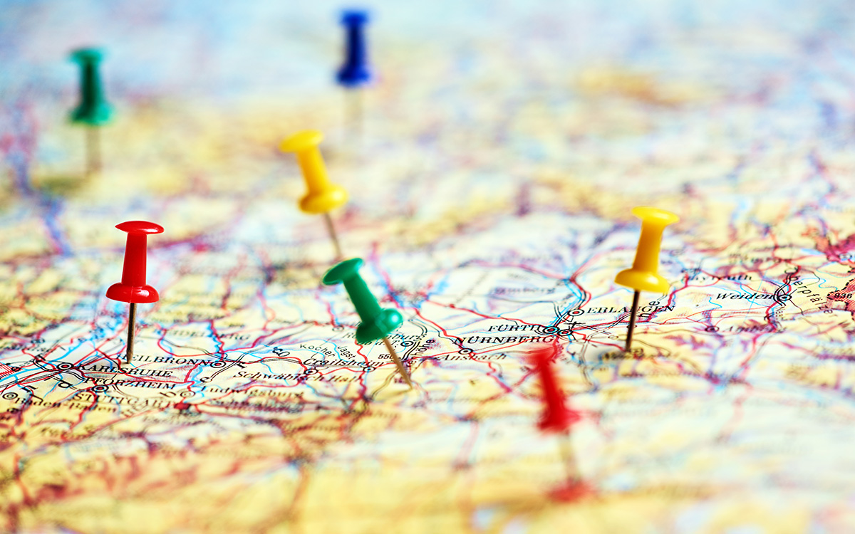 Unsere Deutschlandweiten Standorte