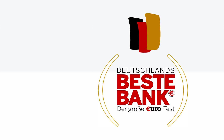 """Wählen Sie die """"Bank des Jahres"""""""