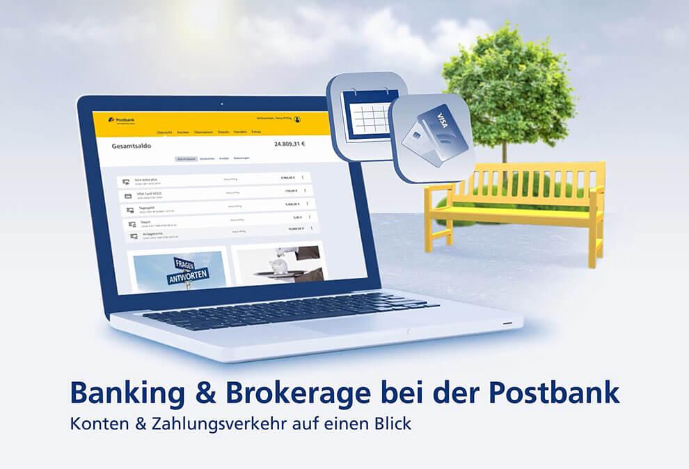 Konten und Zahlungsverkehr auf einen Blick