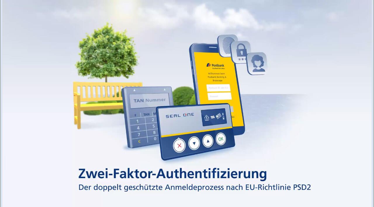 So funktioniert der neue Zugang zum Online-Banking