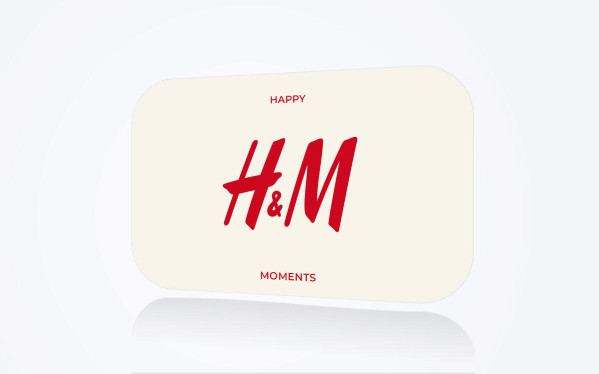 H&M-Gutschein-Codes
