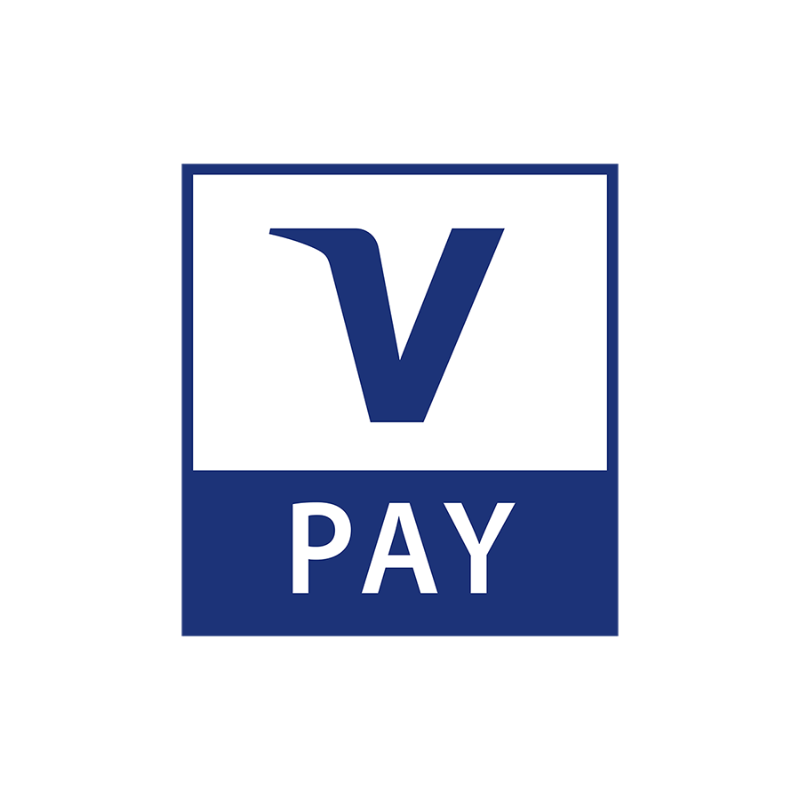 V PAY – das Zeichen für sicheren Karteneinsatz