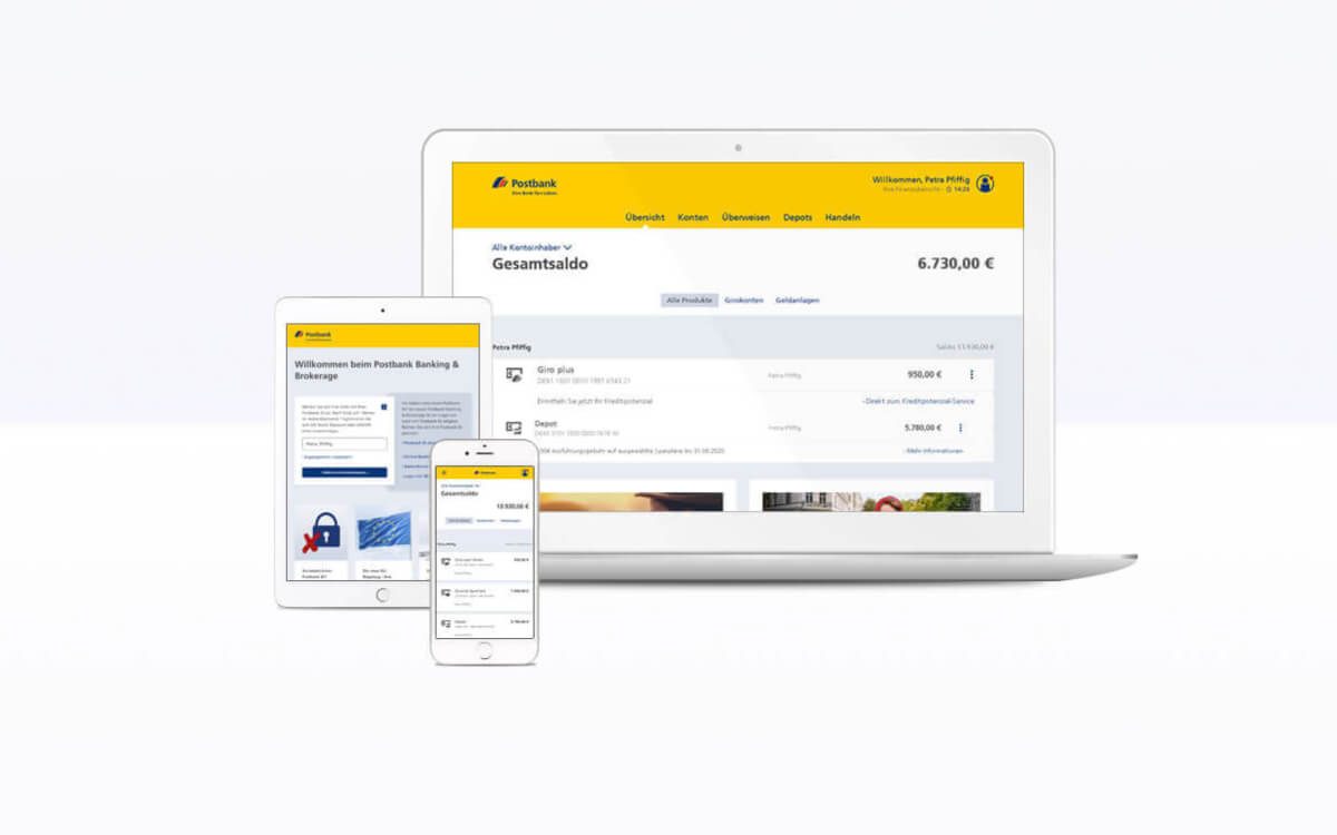 Postbank Online-Banking