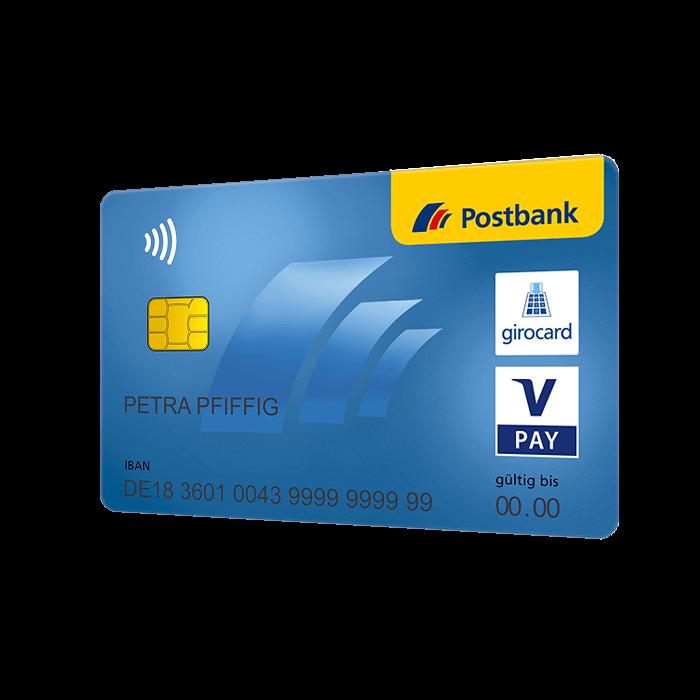 Postbank Card
