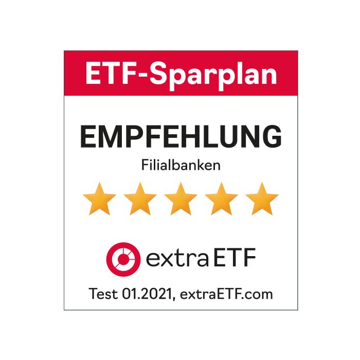 Gezielter Vermögensaufbau mit dem Postbank ETF-Sparplan in Zeiten niedriger Sparzinsen