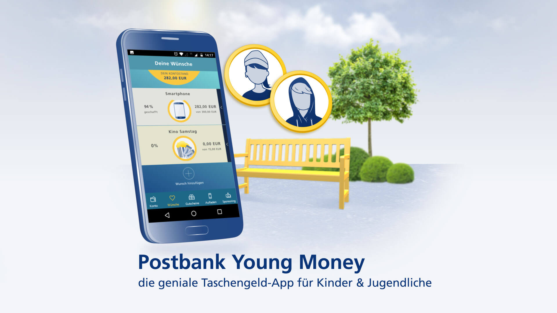 Postbank YOUNG MONEY