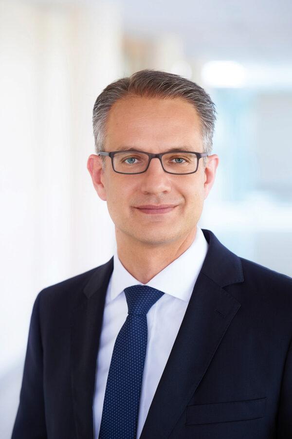 <p>Dr. Jörg Koschate, Mitglied des Vortands der BHW Bausparkasse<br> Bild Nr. 6194, Quelle: BHW Bausparkasse</p>