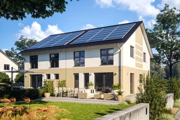 <p>Ein neues Gesetz fördert Vermieter, die auf erneuerbare Energien setzen – davon profitieren auch die Mieter<br> Bild Nr. 6216, Quelle: RENSCH-HAUS GMBH/ BHW Bausparkasse</p>