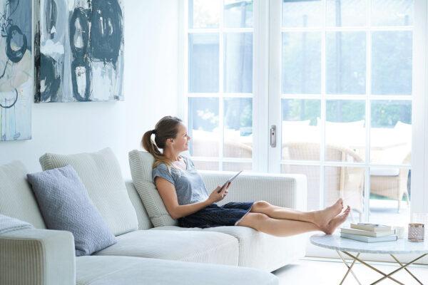 <p>Sicher in den eigenen vier Wänden – moderne Technik macht´s möglich<br> Bild Nr. 6227, Quelle: proSecure Tec/BHW Bausparkasse</p>