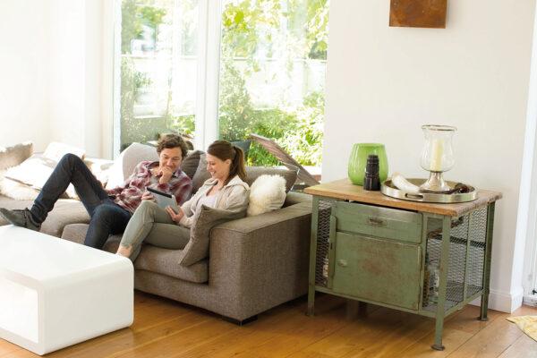 <p>Immobilien kaufen ohne Reue: nur mit klaren Vereinbarungen für beide Partner<br> Bild Nr. 6231, Quelle: Postbank</p>