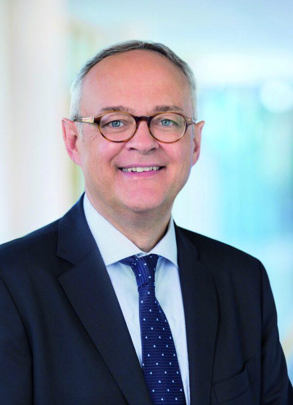 <p>Henning Göbel Sprecher des Vorstandes der BHW Bausparkasse AG<br> Bild Nr. 6238, Quelle: BHW Bausparkasse</p>