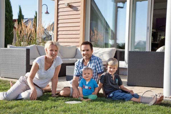 <p>Baukindergeld: Finanzspritze für Familien mit Eigenheimwunsch<br> Bild Nr. 6249, Quelle: SchwörerHaus/BHW Bausparkasse</p>