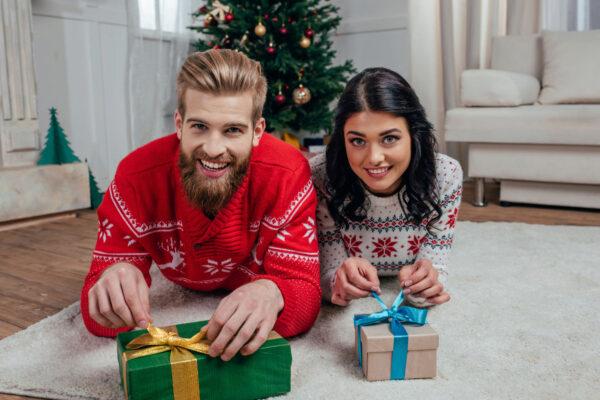 <p>Geldgeschenke unterm Weihnachtsbaum sind vor allem bei jungen Menschen gern gesehen <br> Bild Nr. 1494, Quelle: Postbank<br> © AlexNazaruk</p>