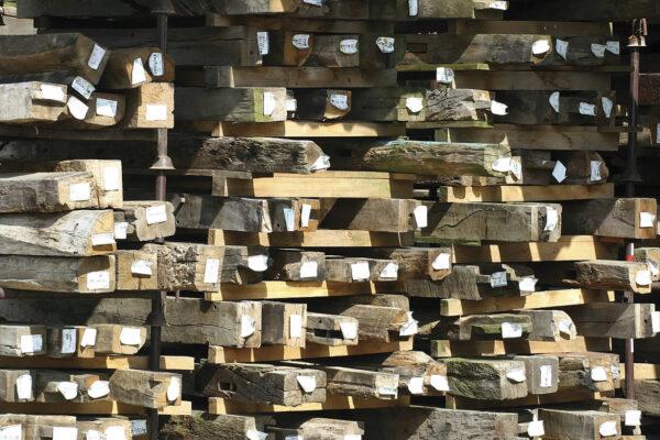 <p>Leicht trennbare Baustoffe eignen sich bestens fürs Recycling<br> Bild Nr. 6283, Quelle: Unternehmerverband Historische Baustoffe e.V./BHW Bausparkasse</p>
