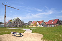 <p>Die Bauphase ist immer ein spannender Abschnitt für Häuslebauer<br> Bild Nr: 1549, Quelle: Postbank<br> © kaarsten (YAYMicro)</p>
