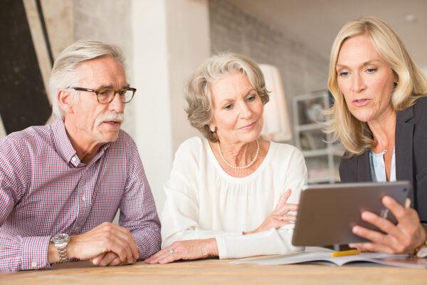 Bausparen schafft bessere Konditionen für Erwerber – bis ins hohe Alter Bild Nr. 6170, Quelle: Postbank