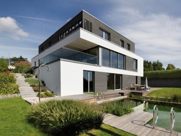 Mit einem guten Tilgungsplan auf Nummer sicher gehen Bild Nr. 6204, Quelle: www.baufritz.com/BHW Bausparkasse