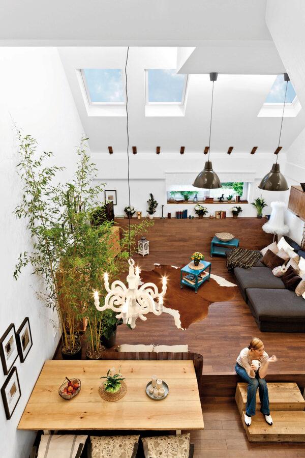 Wohnraum statt Speicher – neue Potenziale für WEGs Bild Nr. 6242, Quelle: Velux/BHW Bausparkasse
