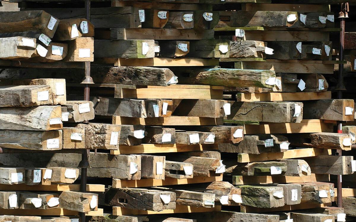 Leicht trennbare Baustoffe eignen sich bestens fürs Recycling