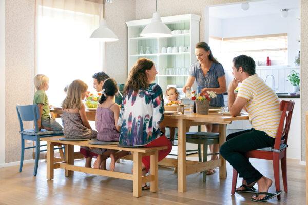Besonders Familien jenseits der großen Metropolen nutzen das Baukindergeld Bild Nr. 6284, Quelle: SchwörerHaus/BHW Bausparkasse