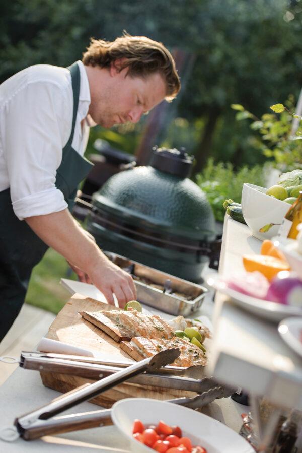 Gartenküchen bieten Kochspaß im Freien Bild Nr. 6296, Quelle: wwoo.de/BHW Bausparkasse
