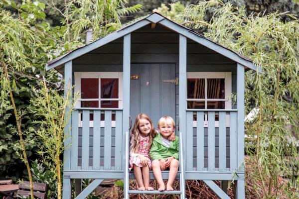 Oberste Priorität: Der Schutz von Kindern vor Schadstoffen Bild Nr. 6325, Quelle: Auro Naturfarben/BHW Bausparkasse