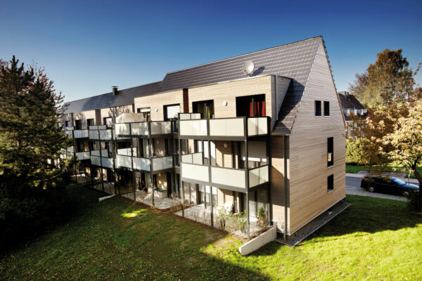 Durch eine Dämmung von Fassade und Dach lassen sich Heizkosten sparen Bild Nr. 6357, Quelle: DEUTSCHE ROCKWOOL/BHW Bausparkasse