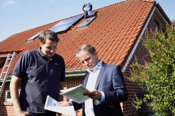 Für Klimaschützer gibt es ab 2020 kräftig Förderung vom Staat Bild Nr. 6365, Quelle: www.co2online.de | Alois Müller/BHW Bausparkasse