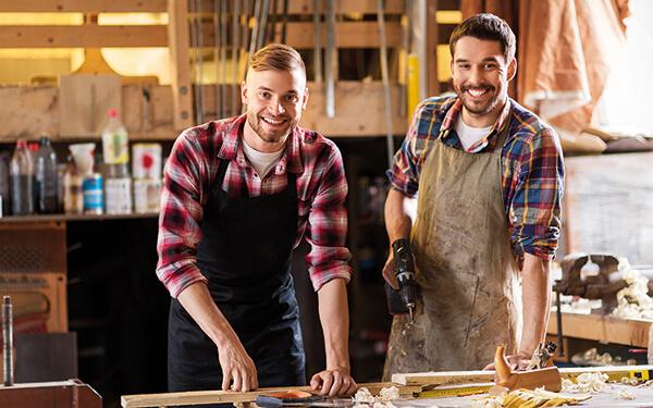 Modernisieren und Steuern sparen: Handwerkerleistungen werden gefördert