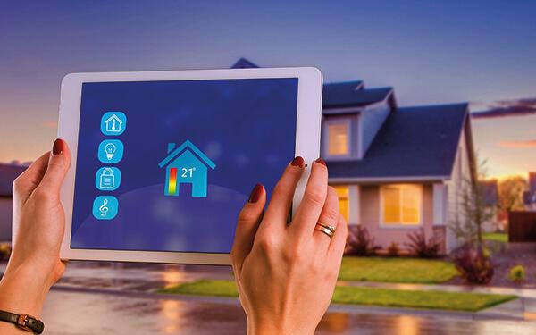 Allerhand Hightech: So haben Eigentümer das Energiemanagement ihres Hauses fest im Griff