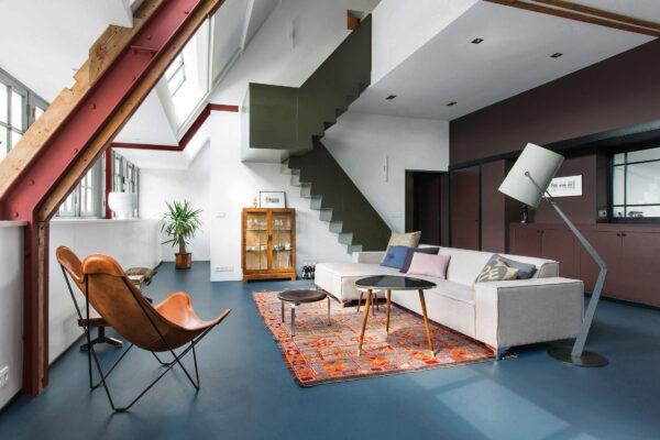 Stilvoll und umweltfreundlich: Linoleum erobert Wohnräume