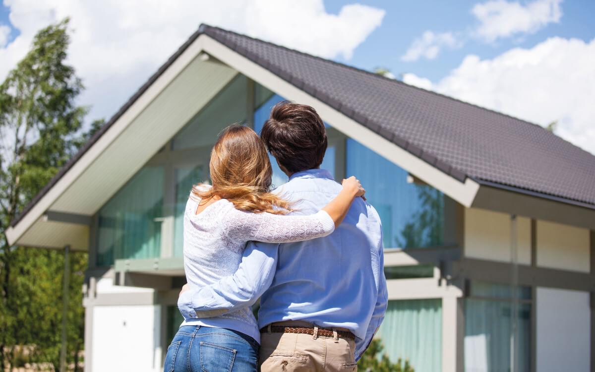 Die Immobilie als Zusatrente - für Kleinverdiener eine sichere Option