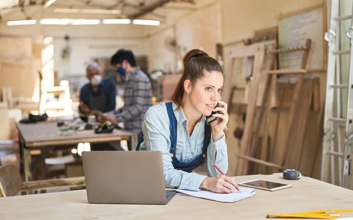 Probleme bei der Materialbeschaffung – Baufamilien und Handwerker sind gefordert
