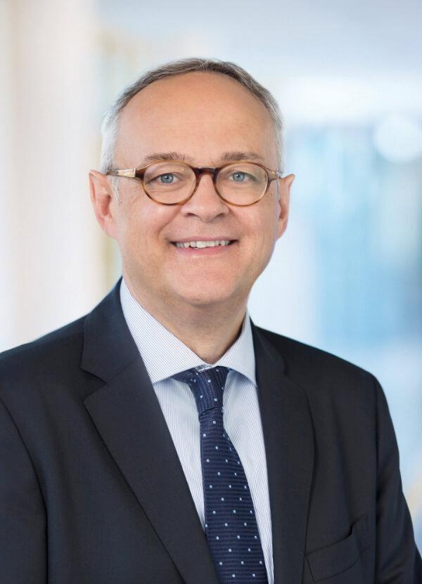 Henning Göbel Sprecher des Vorstandes der BHW Bausparkasse AG Bild Nr. 6238, Quelle: BHW Bausparkasse