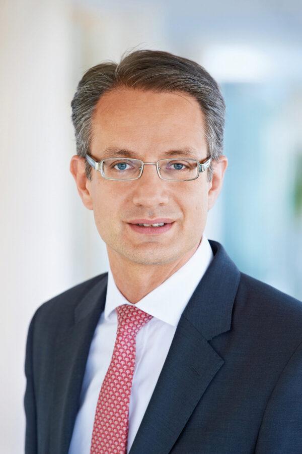 Dr. Jörg Koschate, Generalbevollmächtigter der BHW Bausparkasse Bild Nr. 6063, Quelle: BHW Bausparkasse