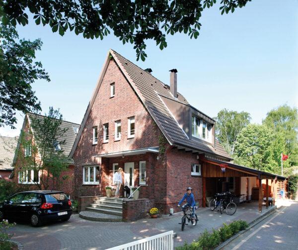 Bausparvertrag: Vermögensaufbau fürs Eigenheim Bild Nr. 6153, Quelle: D. Masbaum/BHW Bausparkasse
