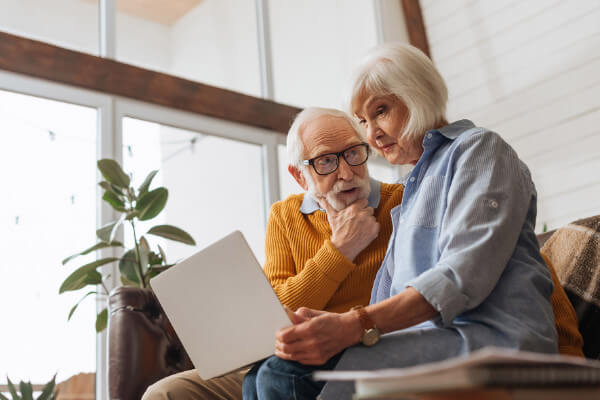 Wohnen im Alter: in Ruhe planen
