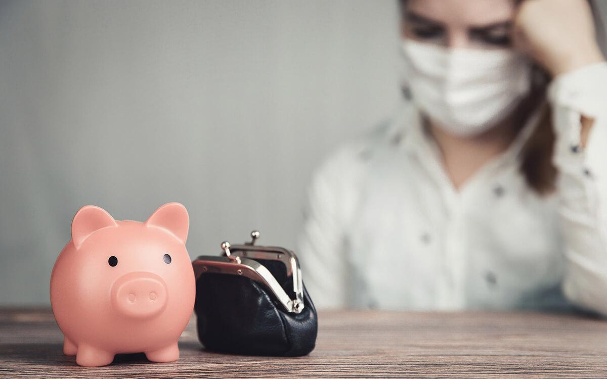 Wer die finanziellen Mittel aufbringen kann, spart in der Krise mehr